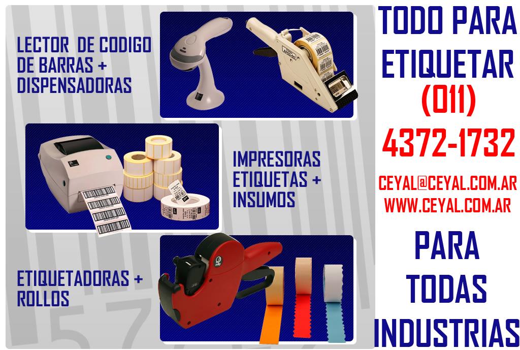 ETIQUETAS AUTOADHESIVAS, SALTA ARGENTINA.
