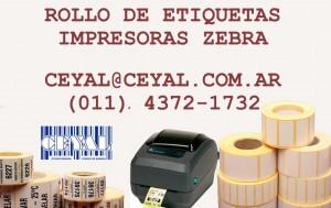 impresora de etiquetas codigos de barras