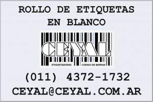 ETIQUETAS IMPRESAS 100x80