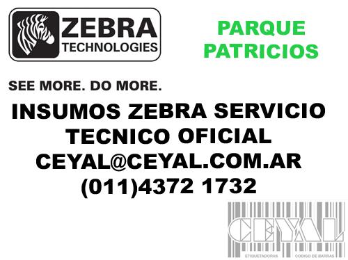 IMPRESORA ZEBRA GC PARQUE PATRICIOS