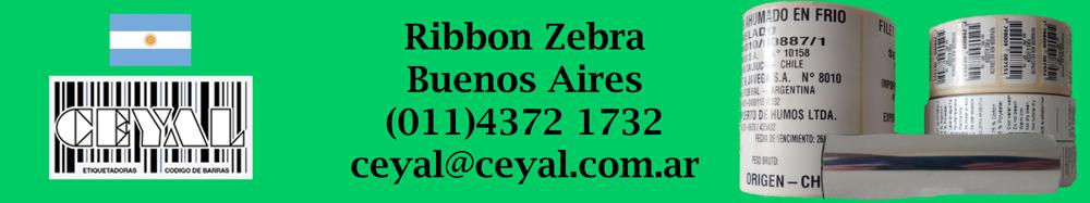 Ribbon Zebra buenos aires