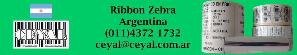 Ribbon zebra Argentina