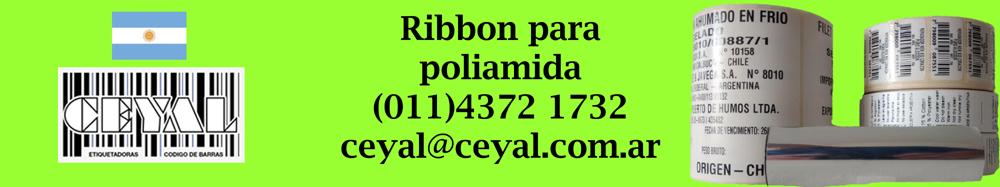 ribbon para poliamida