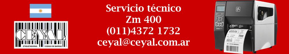 servicio tecnico zm 400
