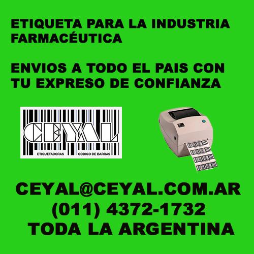 650 etiquetas de poliamida para Marroquineria (011) 4372 1732