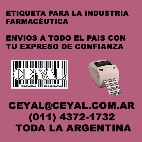 BUSCO SERVICIO TÉCNICO DE IMPRESORA ZEBRA ARGENTINA CEYAL (011 43721732)