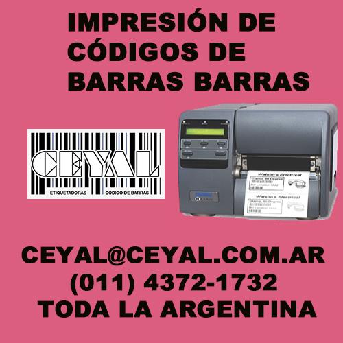COMO HACER CODIGOS DE BARRAS CEYAL ARGENTINA