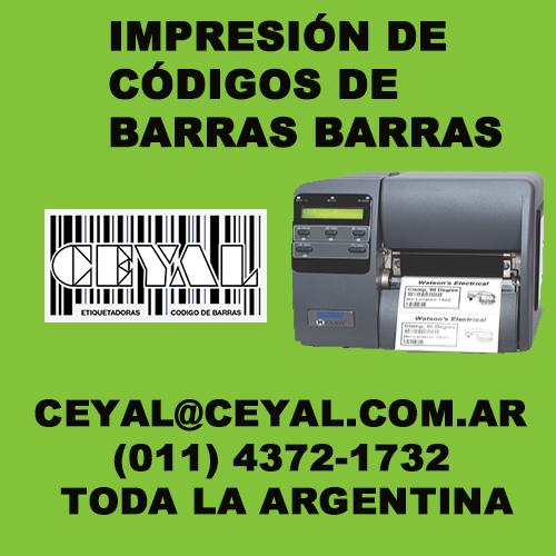 COMO IMPRIMIR ETIQUETAS CEYAL ARGENTINA (011) 4372-1732
