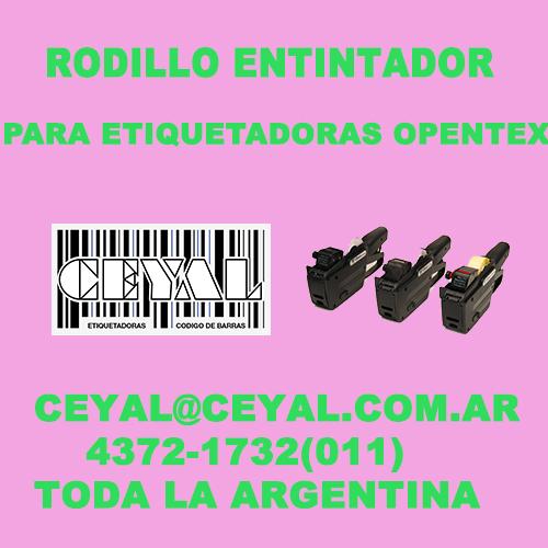 DONDE COMPRAR RODILLO ENTINTADOR PARA ETIQUETADORAS CEYAL ARGENTINA