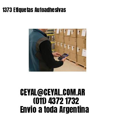 1373 Etiquetas Autoadhesivas