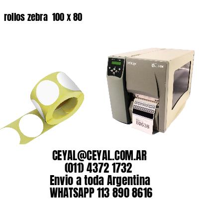 rollos zebra  100 x 80