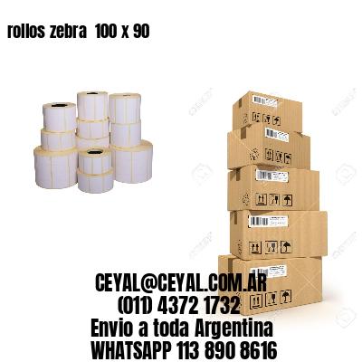 rollos zebra  100 x 90