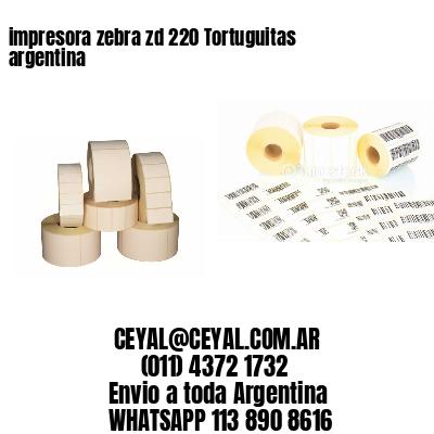 impresora zebra zd 220 Tortuguitas argentina
