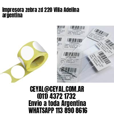impresora zebra zd 220 Villa Adelina argentina