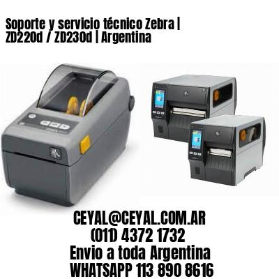 Soporte y servicio técnico Zebra | ZD220d / ZD230d | Argentina